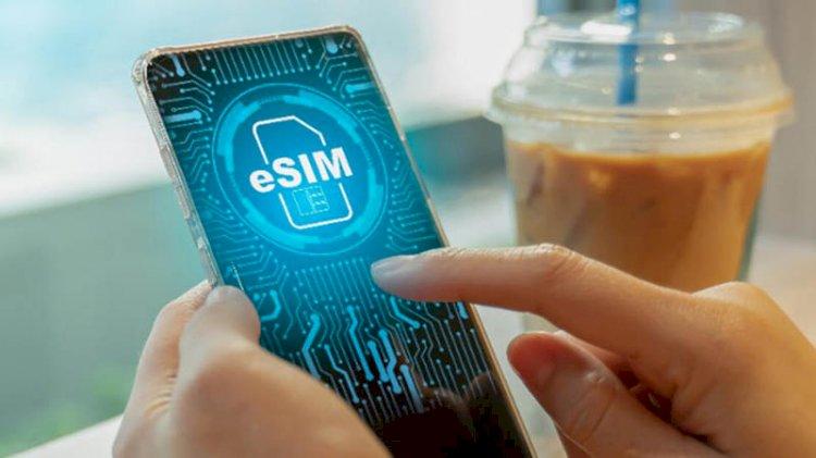 SIM kartı yerine 'eSIM' hizmeti geliyor