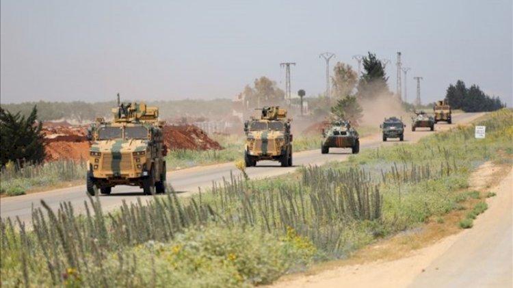 'TSK İdlib'de yeni konseptle mevzileniyor'