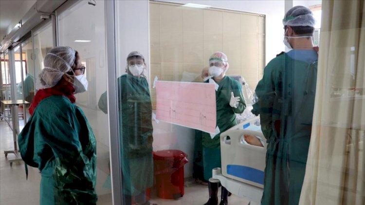 28 Şubat Türkiye'nin koronavirüs tablosu açıklandı