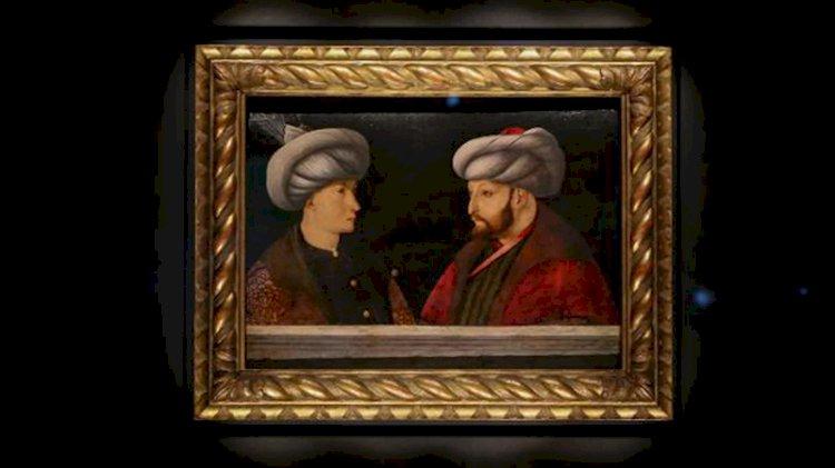 Fatih portresine sahtecilik incelemesi
