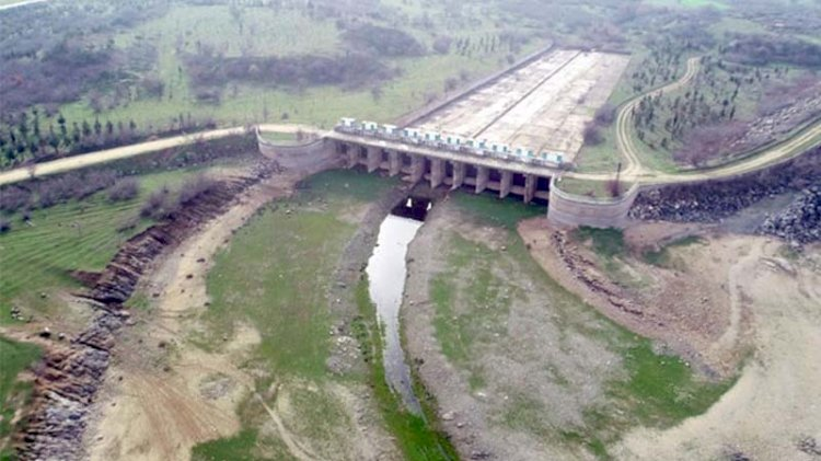 Edirne'nin 5-6 aylık içme suyu kaldı