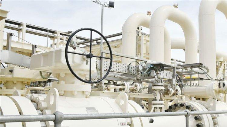 Azerbaycan gazı İtalya'ya ulaştı