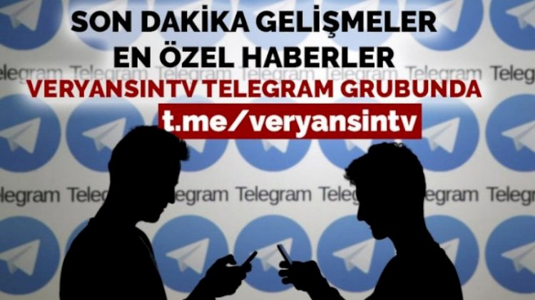 Veryansın Tv Telegram'da... Telegram grubumuza katılın