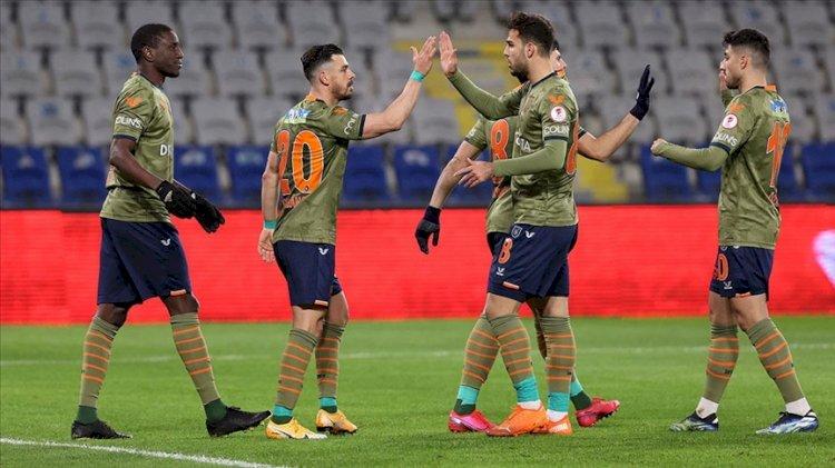 Başakşehir kupada çeyrek finale yükseldi