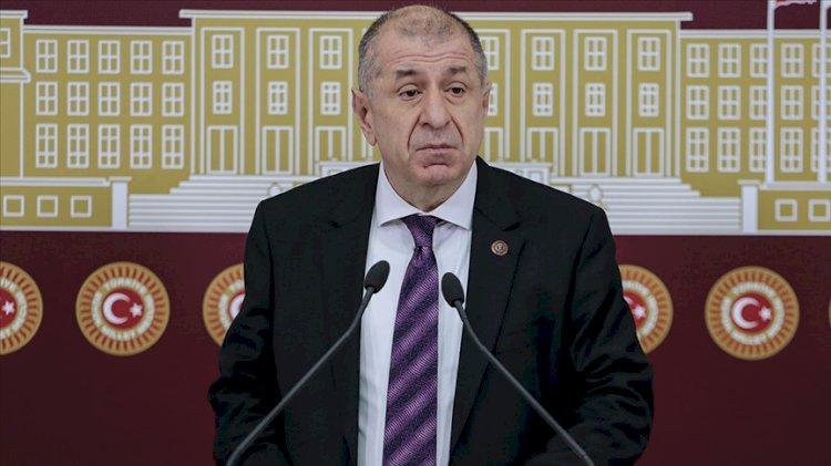 Ümit Özdağ'dan İyi Parti'ye ve CHP'li Engin Altay'a çok sert sözler