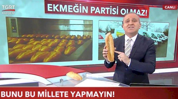 TGRT'den AKP'ye 'Halk Ekmek' tepkisi: Utanıyoruz