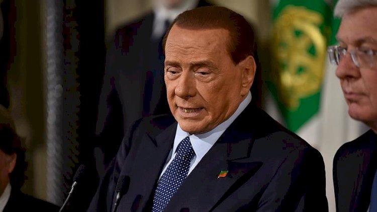 Berlusconi hastaneye kaldırıldı