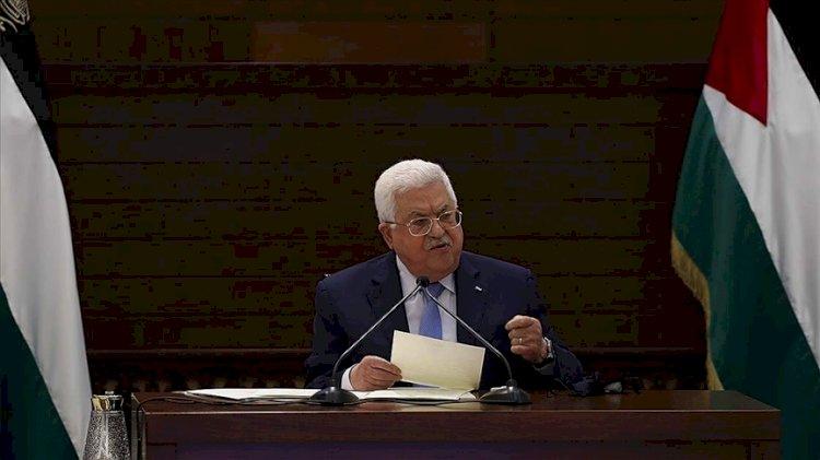 Abbas imzaladı Filistin seçime gidiyor