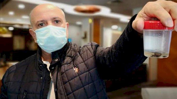 Kanser sandılar, akciğerinden 32 yıl sonra çıkan şaşırttı