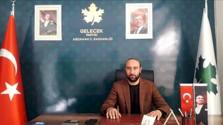 Gelecek Partisi Ardahan İl Başkanı eşini dövdüğü için tutuklandı