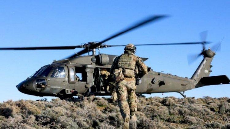 ABD ve Yunanistan burnumuzun dibindeki adaya asker çıkardı
