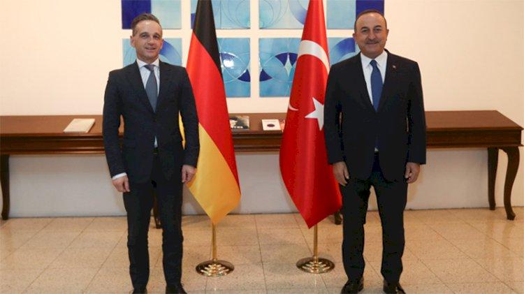 Alman Bakan Heiko Maas: Barbaros gemisinin Kıbrıs açıklarından çekilmesi olumlu