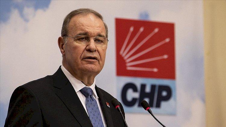 CHP Sözcüsü: Erken seçimin eli kulağında demektir