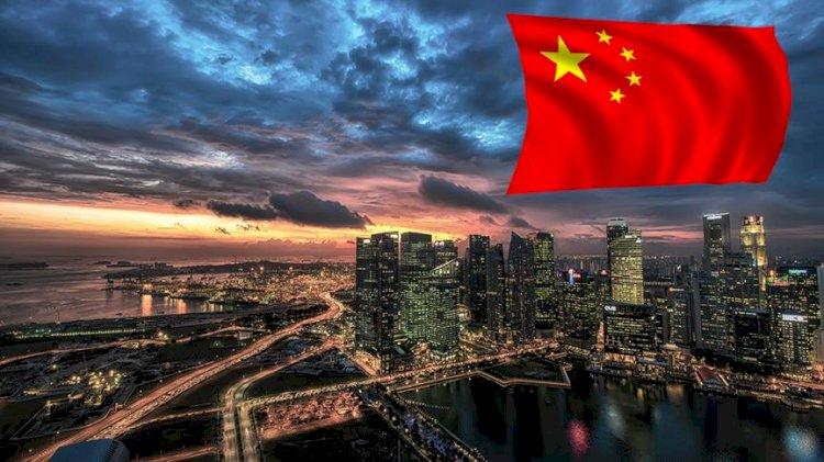 Çin ekonomisi 'en büyük' olmaya koşuyor