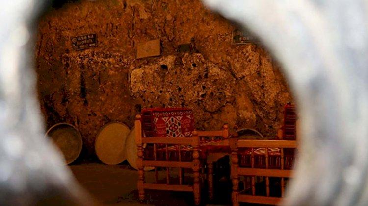 Doğal ısısı değişmeyen mağara  ilgi çekiyor