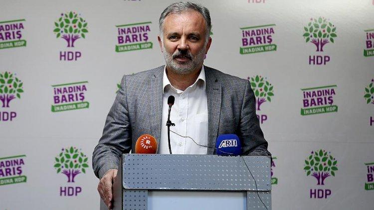 HDP bölünüyor mu? Ayhan Bilgen'den dikkat çeken mesaj