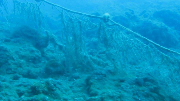 Denizin altındalar! 600 yıllık hayalet...