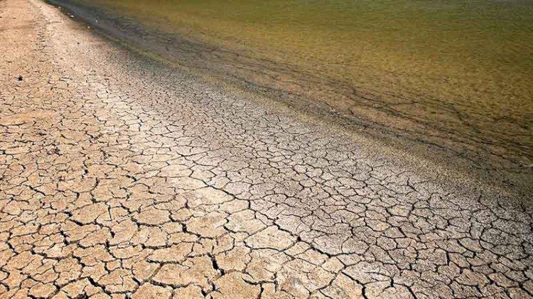 NASA Türkiye'nin kuraklık haritasını yayımladı: Yer altı suları da kritik seviyede