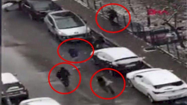 Selçuk Özdağ'a saldırının görüntüleri ortaya çıktı