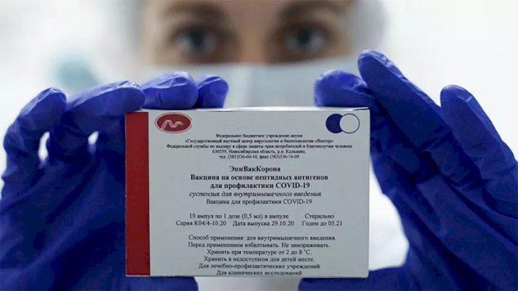 Rusya'dan ikinci koronavirüs aşısı için çarpıcı iddia