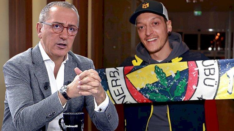 Fatih Altaylı'dan 'Mesut Özil' tepkisi: Yerli ve milli değil!