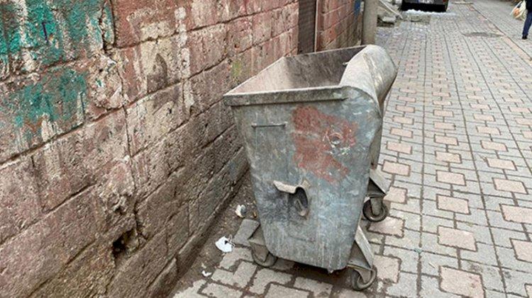 Diyarbakır'da vicdansızlık: Çöpte yeni doğmuş bebek bulundu