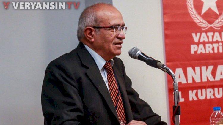 Mehmet Bedri Gültekin, Vatan Partisi'nden istifa etti