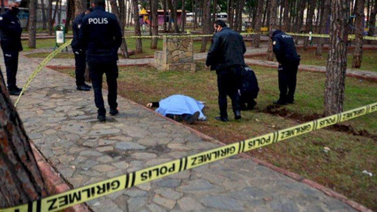 Parkta cesedi bulunan kişinin neden öldürüldüğü ortaya çıktı