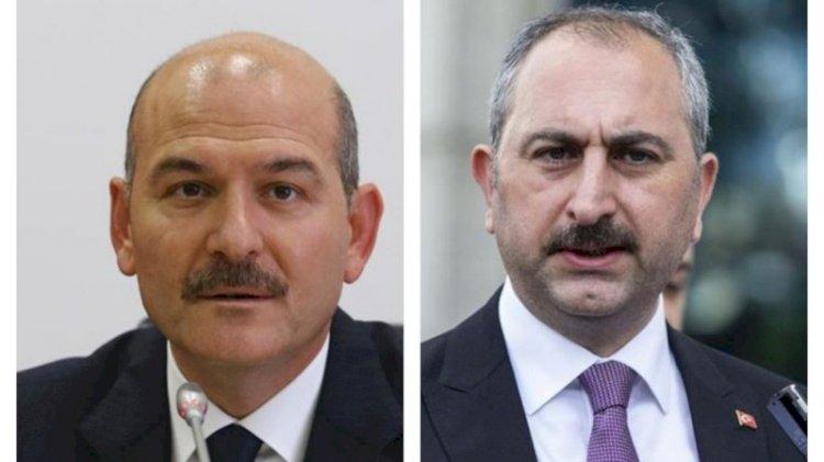 Süleyman Soylu'nun paylaşımı sonrası başlayan tartışmada Adalet Bakanı'ndan dikkat çeken çıkış