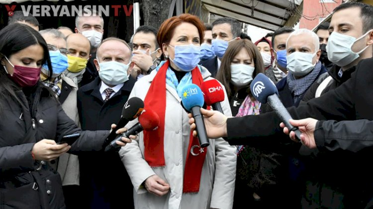 Meral Akşener'den 'HDP ile ittifak' açıklaması