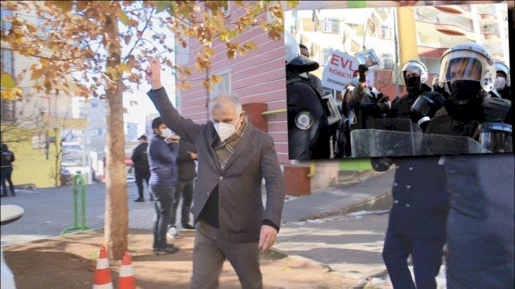 HDP'li vekilin provokasyonu tepki toplamıştı! Soruşturma başlatıldı