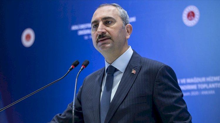 Adalet Bakanı'ndan Süleyman Soylu ve AYM kararı açıklaması