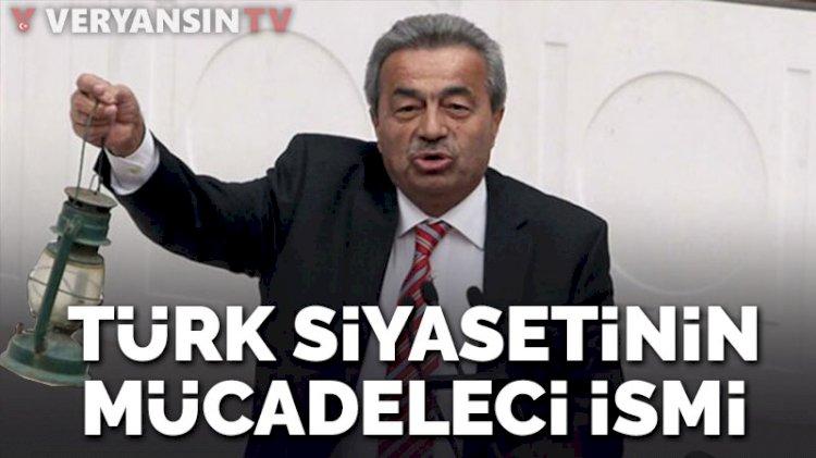 Sözünü hiç sakınmadı... Türk siyasetinin mücadeleci ismi: Kamer Genç