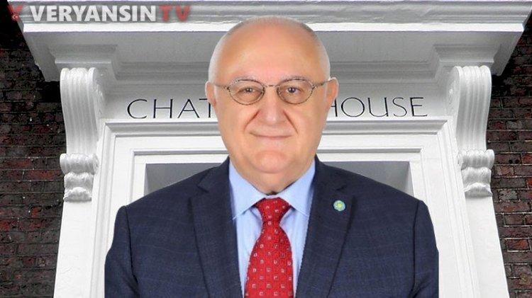Sevr'in mimarları görev başında! Chatham House'a hangi İyi Partili gidiyor?