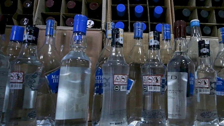 İçki vergisinde Avrupa 4'üncüsüyüz