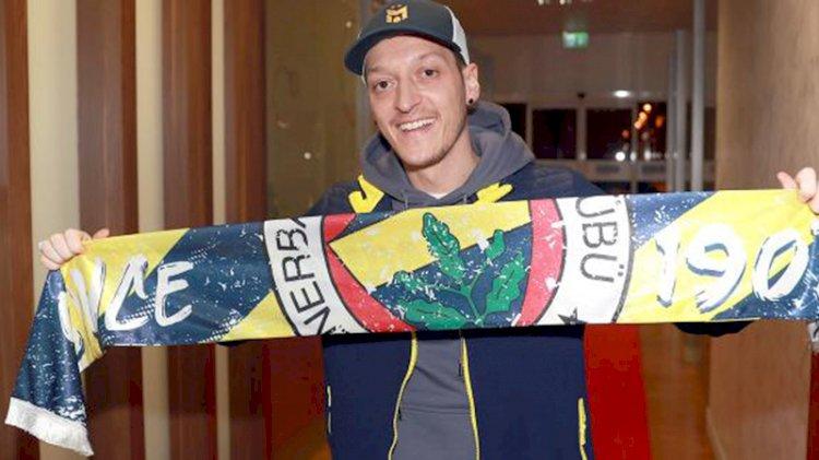 Mesut Özil: Şimdi sıra bende