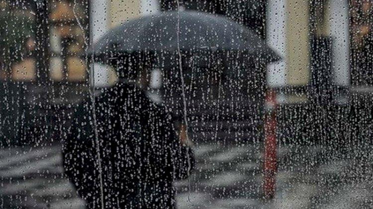 Meteoroloji'den 8 il için 'sarı' uyarı