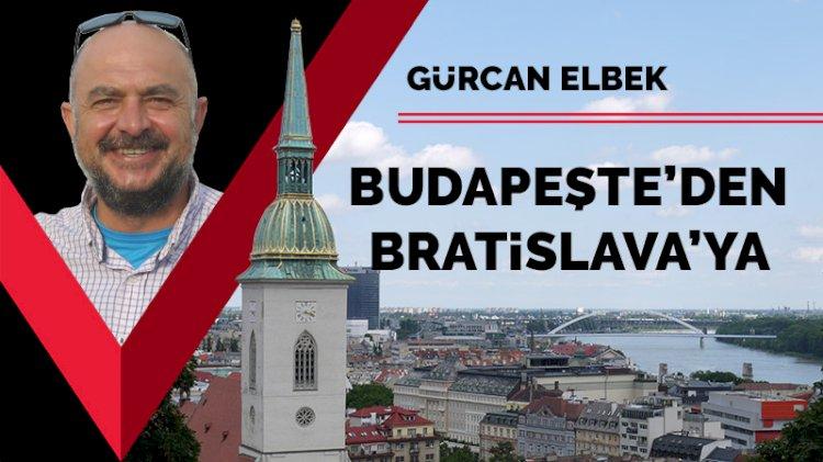 Budapeşte'den Bratislava'ya