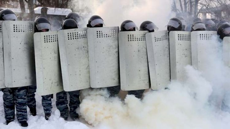Biden-Rusya arasında ilk kriz