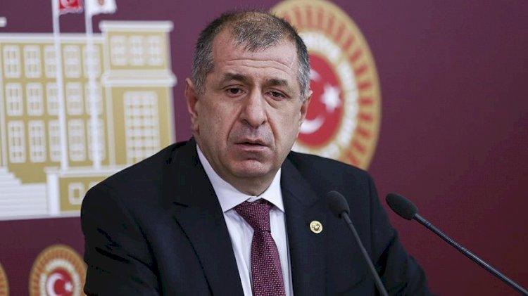 Ümit Özdağ istifasını açıkladı