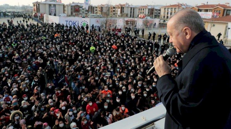 Erdoğan imar sorununda suçu Cumhuriyet dönemine attı