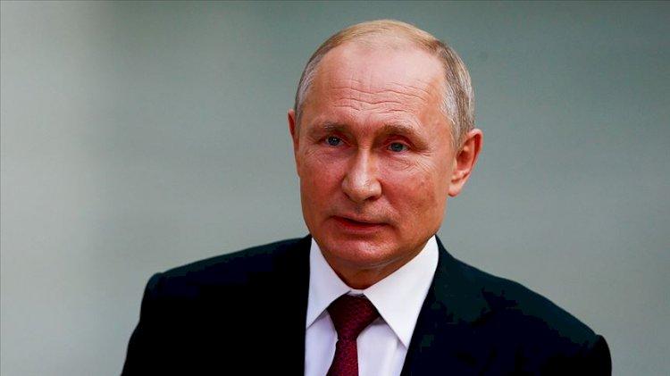 Putin'den 'Karadeniz kıyısındaki saray' iddiasına yanıt