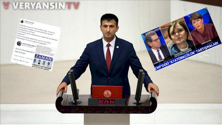 Kaftancıoğlu kendi kendine gelin güvey oldu… 'Dostum' dediği Mehmet Ali Çelebi 'Zaman'ı gösterdi