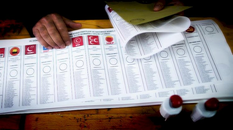 YSK açıkladı... İşte seçime girebilecek 17 parti