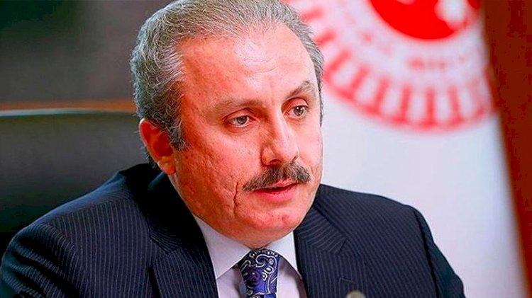 TBMM Başkanı Şentop'tan 'aşı' iddialarına yanıt