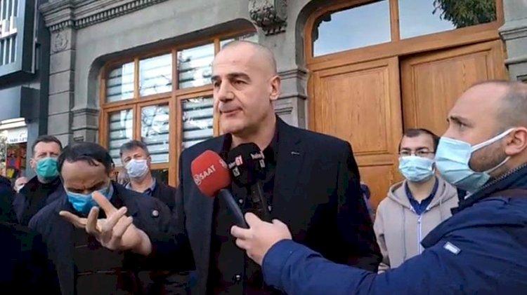 AKP'li başkan adayı isyan etti: Engelleniyorum… Arkamda vekiller, bakanlar yok