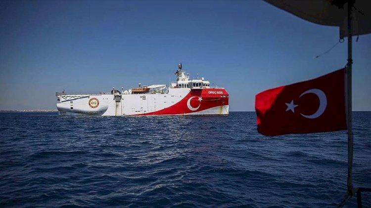 Alman Bakan memnun: Türkiye Doğu Akdeniz'den gemileri çekti