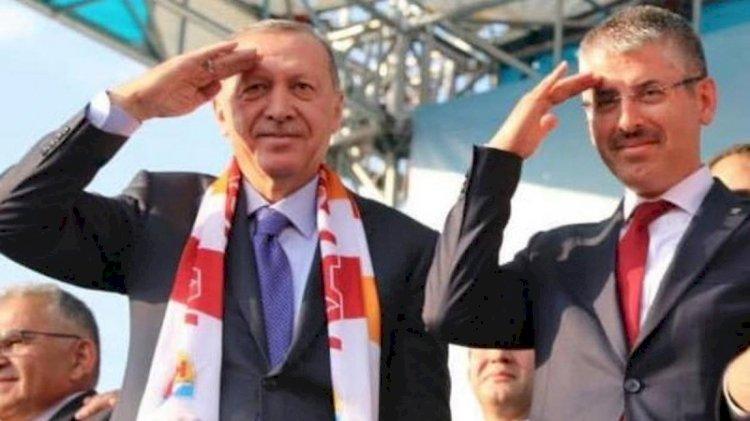 'Vali, Cumhurbaşkanımızın Kayseri'deki temsilcisi, biz de genel başkanımızın Kayseri'deki temsilcisiyiz'