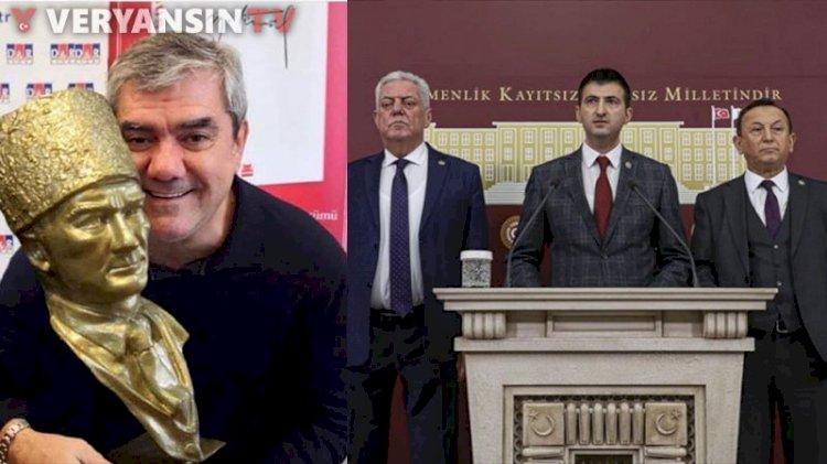 Yılmaz Özdil, verdiği sözleri unuttu, istifa eden 3 CHP'liyi topa tuttu