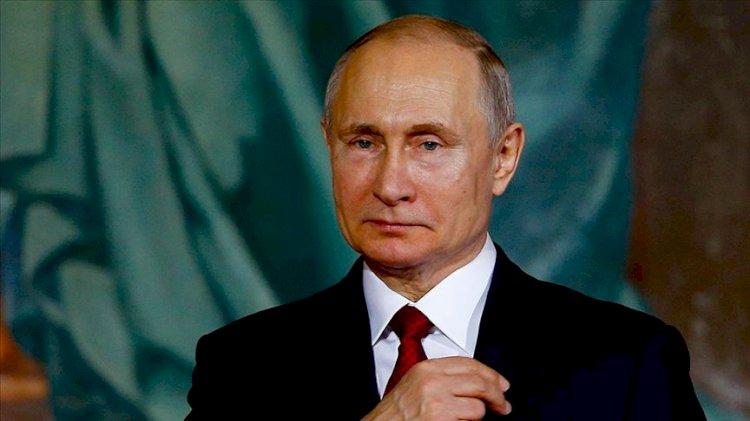 Vladimir Putin'den Joe Biden'a ağır benzetme!